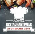 Reserveer je tafeltje tijdens de AmstelveenZ Restaurantweek!