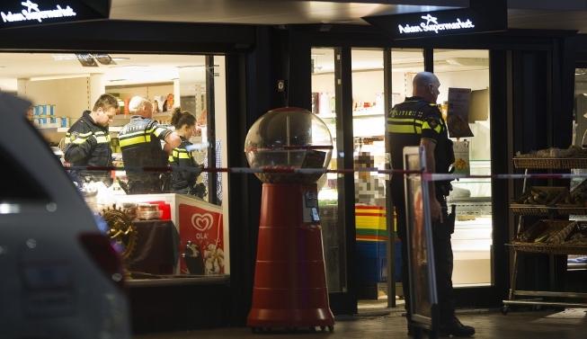 Overval op supermarkt aan Rembrandtweg Amstelveen