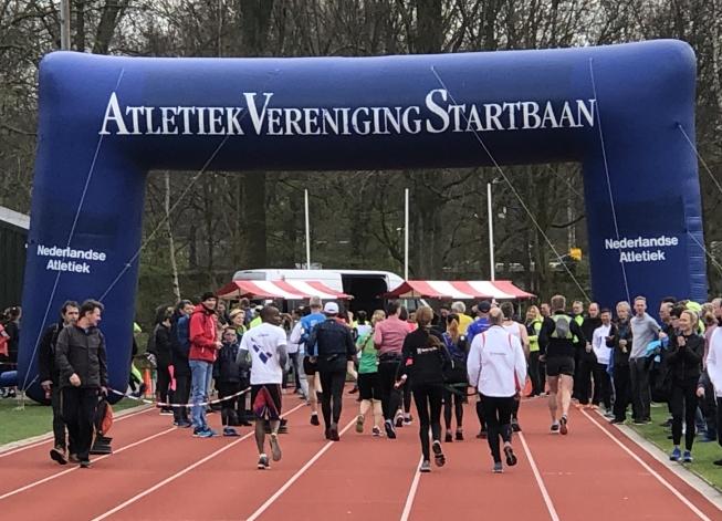 AmstelveenZ Lentemarathon van start
