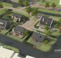 Villa's Middenwaard moeten voorbeeld in duurzaamheid worden