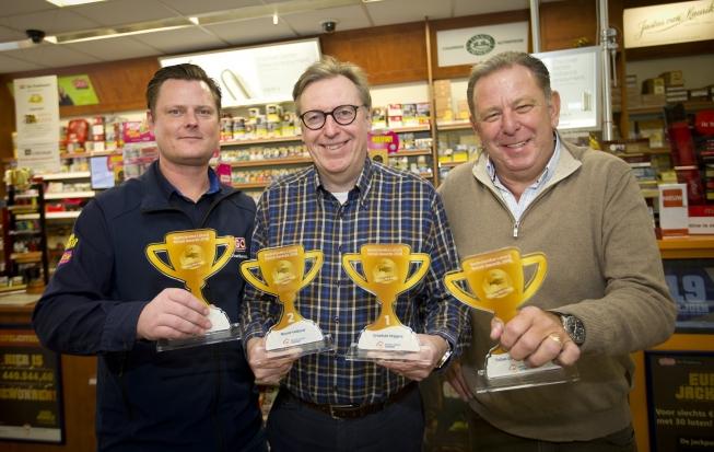 Loterijgekte in Amstelveen: Cigo de Posthoorn 2e verkooppunt van NL