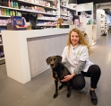 Dierenkliniek Buitenveldert: 'We gaan weer naar buiten!'