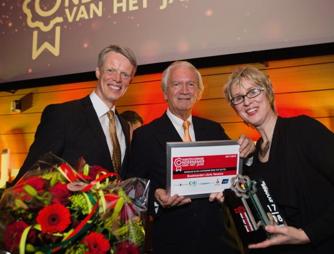 Wie wordt Amstelveense Ondernemer van het Jaar 2019-2020?