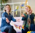 KinderRijk coacht haar pedagogisch medewerkers