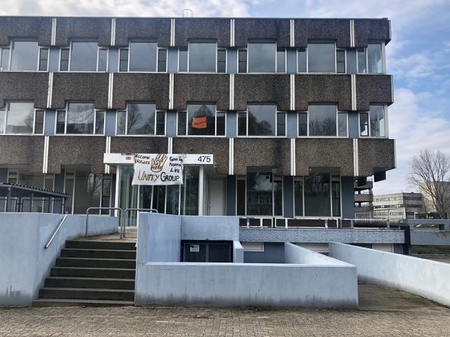 Krakers mogen blijven van GroenLinks Amstelveen: 'Geen ontruiming'