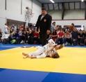 Ruim 200 judoka's strijden om prijzen in De Meent