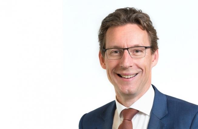 Benoeming Tjapko Poppens als nieuwe burgemeester van Amstelveen nabij