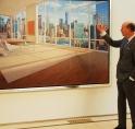Burgemeester bezoekt Van der Togt tijdens Museumweek