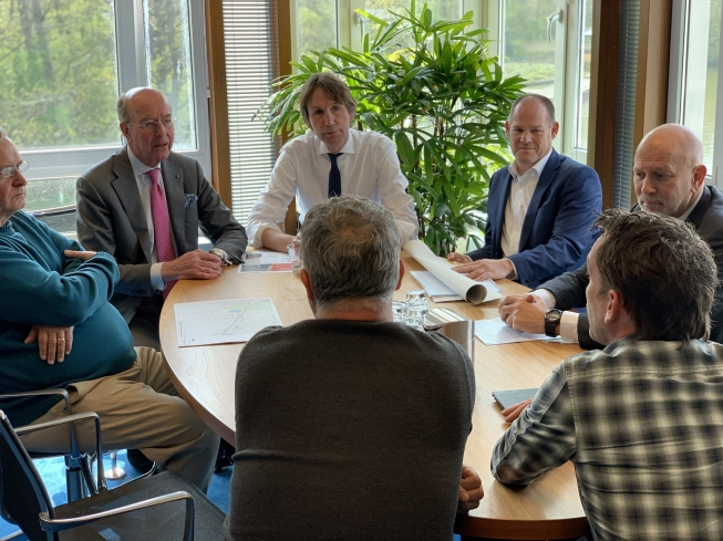 Oud-agenten helpen bij bestrijding inbraken in Amstelveen