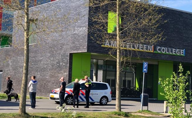 Examenstunts in Amstelveen ter discussie