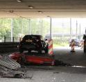 Reparatie A9-viaduct noodzakelijk na ongeval