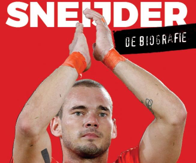 Amstelvener Bax vertelt over Sneijder in Bureau Sport