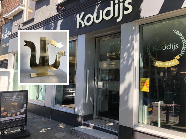 Koudijs speelt in op ARTZUID met demo 'hedendaagse koffiekannen'