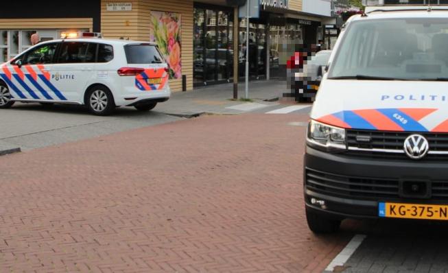 'Man met mes' zorgt voor onrust aan Van der Hooplaan