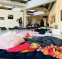 Cobra Museum Amstelveen biedt tijdelijke slaapplek op matras