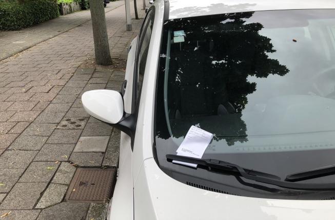 Wennen aan betaald parkeren in omgeving Kruiskerk/Keizer Karelweg