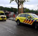 Ernstig ongeval op Amstelveense bouwplaats