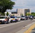 Kinderen vanuit Ziekenhuis Amstelland met loeiende sirenes naar Artis