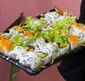 En de winnaars van de Mr. Sushi-boxen zijn...