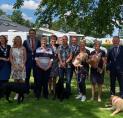 Hondenliefhebbers met hart voor de zaak krijgen lintjes in Amstelveen