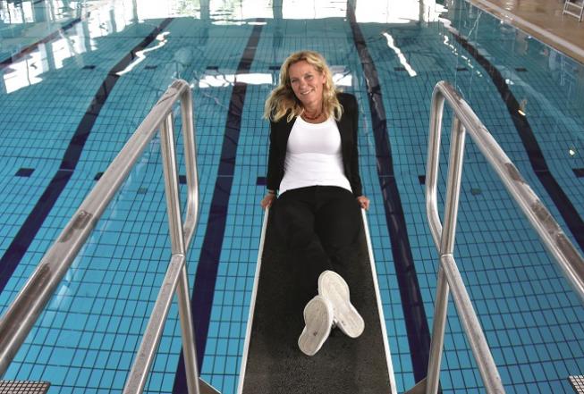 Feest! 25 jaar zwembad De Meerkamp