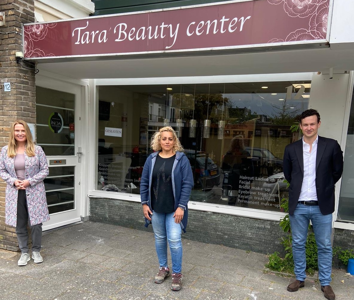 vvd_amstelveen_coronabezoek_tara beauty_center.jpg